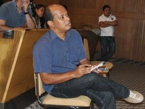Décio Sá acompanha sessão na Assembleia Legislativa do Maranhão (Foto: Arquivo/Jornal O Estado)