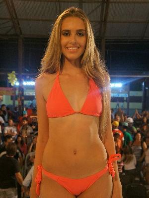 Bianca Dewes (Foto: Gabriela Loeblein/G1)