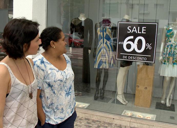 O Dia de Patroa proporcionou a Eliana um banho de lojas (Foto: Divulgação/TV Gazeta)