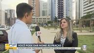 Eleição virtual para nomes de praças em Águas Claras