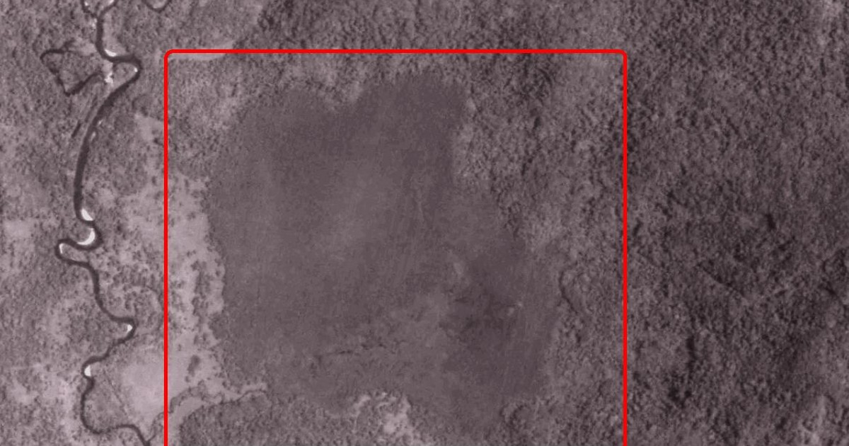 Inpe investiga formação de cratera aberta por meteoro em Ubatuba, SP