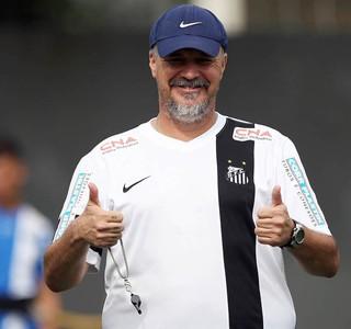 Pepinho Santos (Foto: Pedro Ernesto Guerra / Divulgação Santos FC)