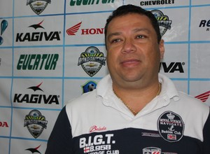 Edney Lima, presidente do Genus (Foto: Hugo Crippa)