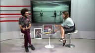 G1 Cultural entrevista fotógrafo Fábio Setti