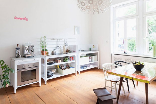 chega de cozinha engessada casa vogue m veis. Black Bedroom Furniture Sets. Home Design Ideas
