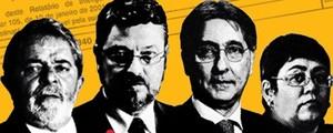 Relatório mostra movimentações milionárias de Lula e mais 3 petistas (Reprodução / Revista Época)