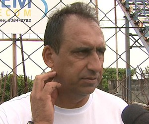 Luis dos Reis, técnico da Matonense (Foto: Marlon Tavoni/EPTV)