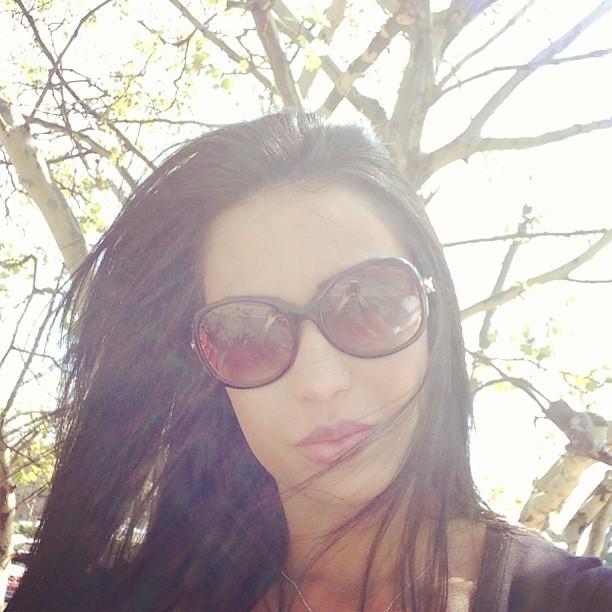 Gracyanne posa para foto em Paris (Foto: Instagram)