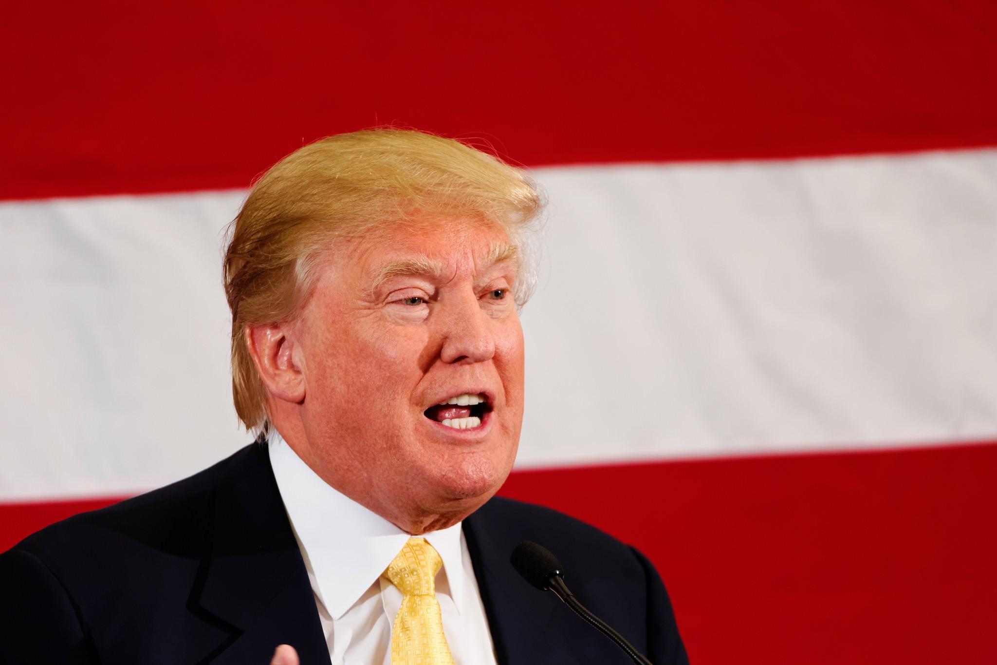 Donald Trump (Foto: Flickr/Michael Vadon)