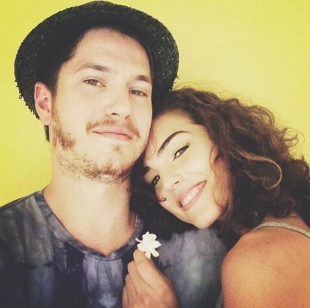 Julia e Caio (Foto: Reprodução Instagram)