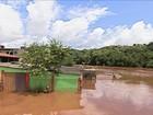 Rio das Velhas continua acima do nível na Grande BH, diz Defesa Civil