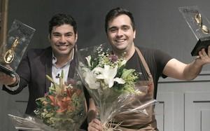 Vitor Oliveira é o grande vencedor do The Taste Brasil, segunda temporada