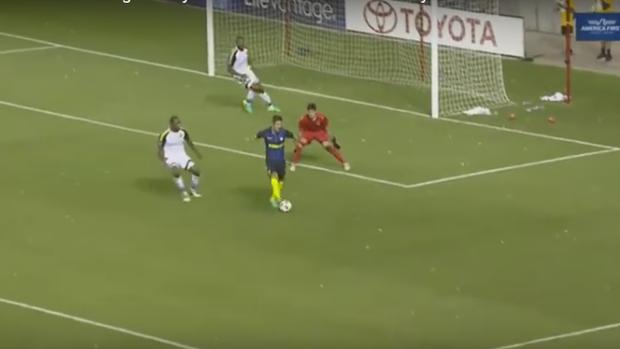 BLOG: Jovetic faz golaço de calcanhar em amistoso do Inter de Milão nos EUA
