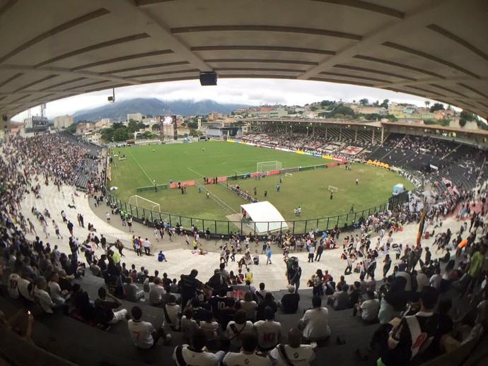 São Januário recebe Vasco x Goiás pela Série B (Foto: Cahê Mota)