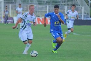 Luverdense sub-21 (Foto: Edivaldo Rios/Luverdense Esporte Clube)
