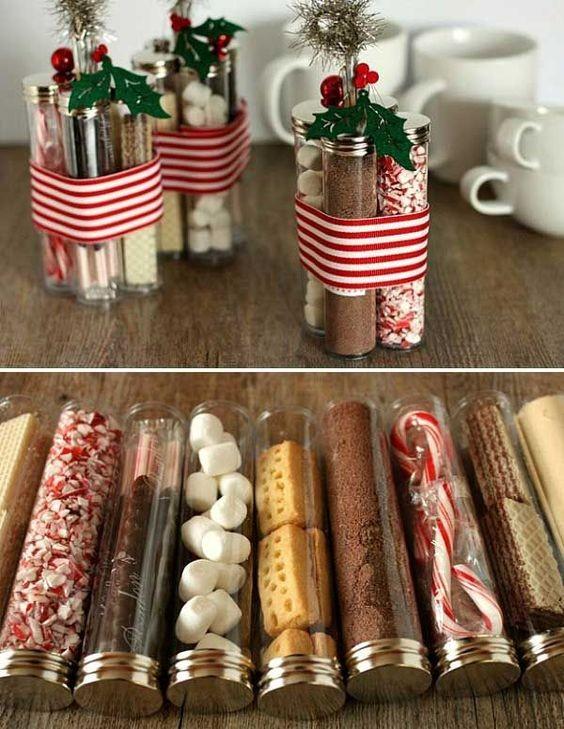 Lembrancinha de Natal (Foto: Pinterest)