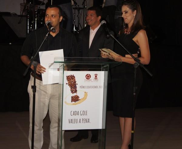 Faz Comunicação levou o primeiro lugar na categoria Institucional, com o filme Silhuetas, criado para a Secom Paraíba (Foto: Daniel Sousa/TV Cabo Branco)