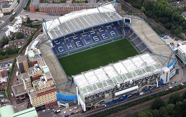 Stamford Bridge estádio Chelsea  (Foto: Getty Images)
