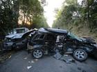 Uma pessoa morre e duas ficam feridas em acidente na AL-215