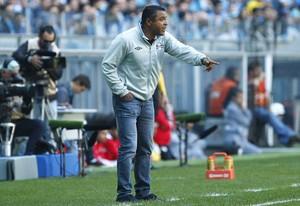 Roger Machado, Grêmio, RS, São Paulo (Foto: Lucas Uebel/Grêmio FBPA)