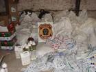 PF faz operação para combater o contrabando de agrotóxicos no RS