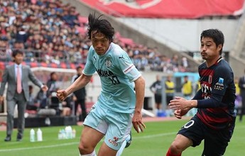 BLOG: Com golaço de Nakamura, Júbilo atropela Kashima; Urawa se distancia na liderança