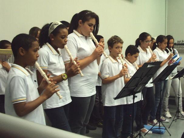 Orquestra Pelicano - Projeto apoiado pelo Criesp (Foto: Divulgação)