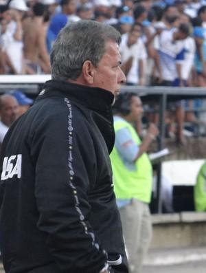 Ricardo Silva, técnico do ASA (Foto: Caio Lorena / Globoesporte.com)