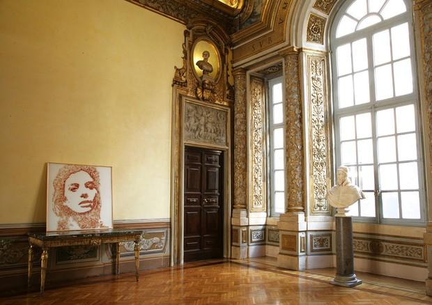 """Lucio Salvatore inaugura exposição """"Parque Lage"""" em Roma (Foto: Divulgação)"""