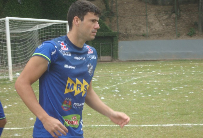 Wesley Ladeira Tupi-MG (Foto: Bruno Ribeiro)