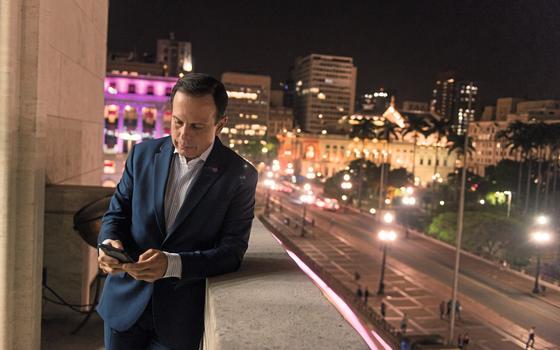 O prefeito de São Paulo João Doria (Foto:  Gabriel Rinaldi/ÉPOCA)