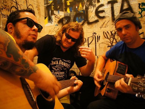 Bad Guys lança primeiro disco depois de seis anos na estrada (Foto: Fabrício Zucoloto/ Divulgação)