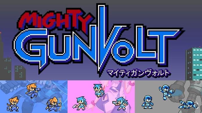 Mighty Gunvolt traz ação nos moldes do clássico Mega Man (Foto: giantbomb.com)