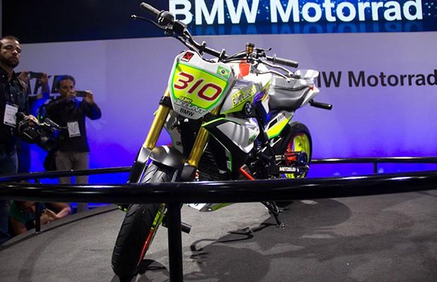 BMW G 310 Concept (Foto: Divulgação)