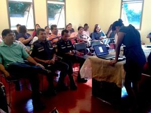 Universidade Virtual da Amazônia (Foto: Rayssa Natani / G1)