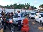 Ferry tem espera de até 2h30 na volta para Salvador nesta segunda-feira (2)