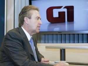 Luciano Ducci (PSB) (Foto: Cleverson Jose/RPC TV)