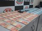 Polícia Civil apreende  R$ 60 mil em notas falsificadas em Vinhedo,SP