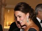 Kate Middleton exibe barriguinha de grávida em Nova York