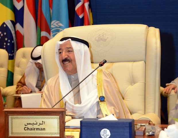 Homem pegou 5 anos de cadeia por criticar o xeque Sabah al-Ahmad al-Sabah (Foto: Gustavo Ferrari/AP)
