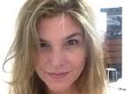 Cristiana Oliveira fica ainda mais loira e mostra em rede social