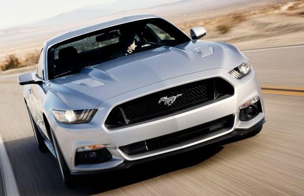 Ford Mustang 2015 (Foto: Divulgação)