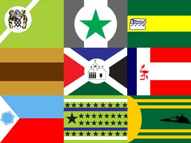 9508e5150c4f6 G1 - Professor cria bandeiras de bairros do Rio e quer oficializá ...