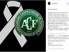 Neymar faz post emocionado sobre tragédia com avião da Chapecoense
