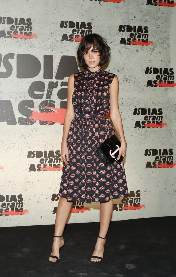 Carla Salle (Foto: Marcos Serra Lima / Ego)