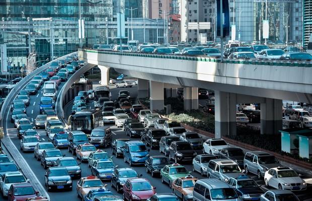 trânsito, carros (Foto: Divulgação)