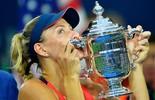 WTA: Kerber está na liderança; Paula Gonçalves é a nº 1 do Brasil (AFP)