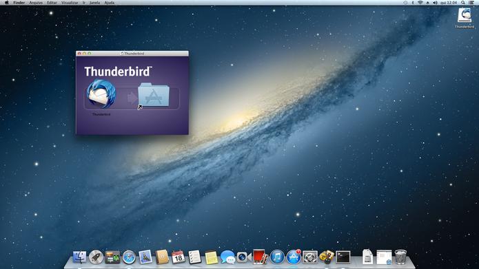 Mozilla Thunderbird (Foto: Reprodução)