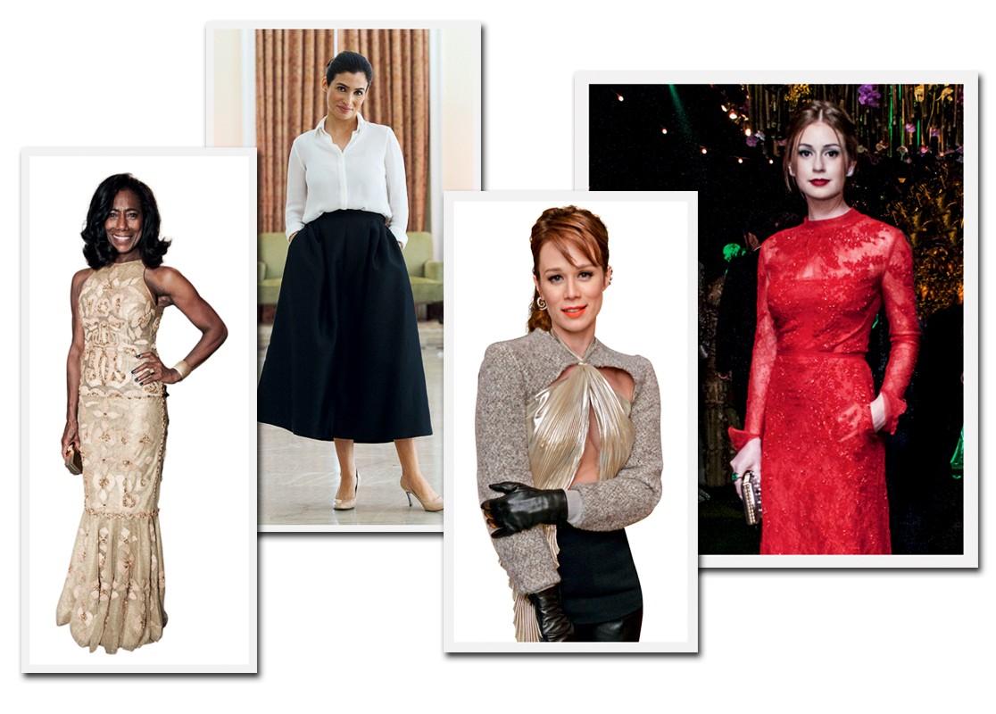 As mais elegantes da Vogue em 2014 | Parte 5: Famosas