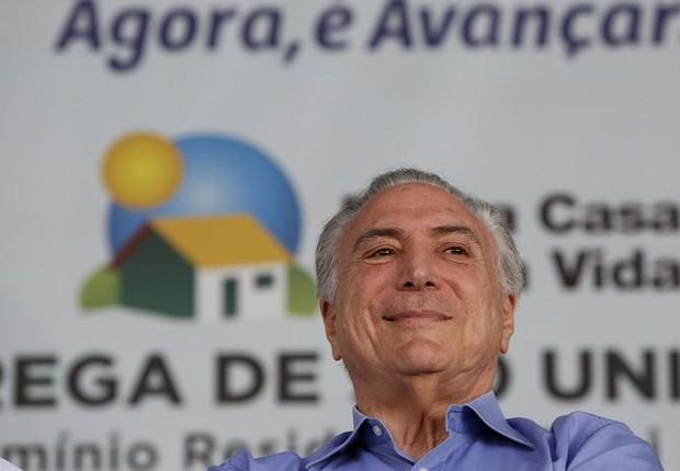 Presidente Michel Temer (Foto: Alan Santos /PR)
